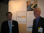 Mobile Office 2005 : QuesCom, la convergence aujourd'hui
