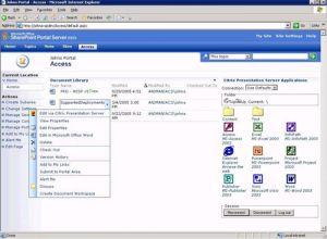 Microsoft s'adonne aux applications en ligne avec Exchange et SharePoint