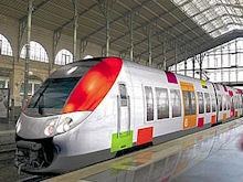Le nouveau train de banlieue Francilien sera tout IP en 2009