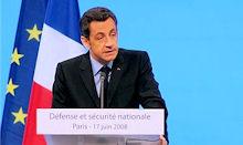 La lutte contre la guerre informatique déclarée prioritaire par Nicolas Sarkozy