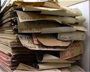 Cure d'amaigrissement des archives après la réduction de la prescription civile