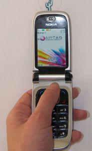 Les mobiles NFC servent à tracer des interventions sur sites