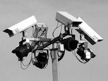 La vidéo surveillance en phase de démarrage en France