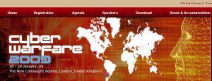 Cyber Warfare 2009 : les militaires investissent le cyber-espace
