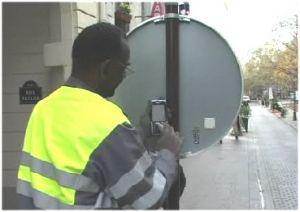 La Ville de Paris associe RFID et GPS pour gérer ses panneaux de signalisation
