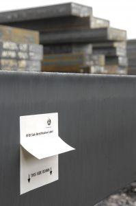 ThyssenKrupp accélère le transport d'acier grâce une application RFID internationale