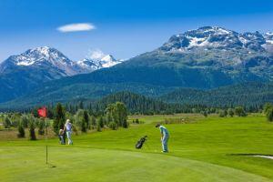 Engadine Golf Club opte pour un Centrex IP