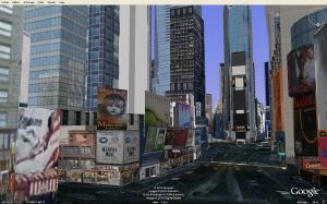 Google Earth améliore la représentation 3D de New-York