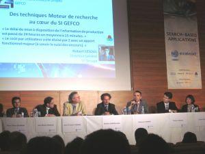 Lagardère, La Poste, Gefco et le CHU de Grenoble misent sur les moteurs de recherche pour leurs applications internes