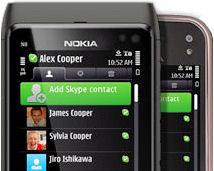 Skype améliore la qualité sonore de sa version pour les mobiles Nokia