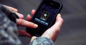 Des smartphones fournis aux militaires américains