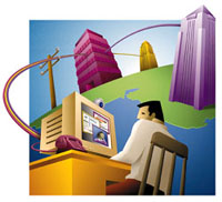 La montée en débit de l'ADSL doit être financée au niveau national demande l'Avicca