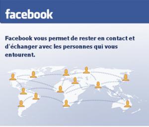 Facebook aurait 21 millions de comptes en France