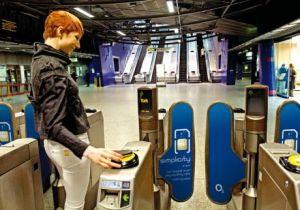 Technologie NFC : la SNCF teste le