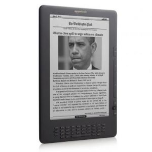 Amazon lance son Kindle dans le nuage