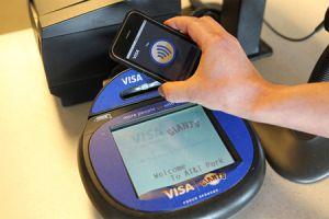 Le paiement sans contact mobile test� � Strasbourg