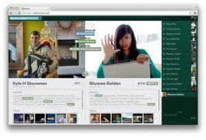 Airtime : un réseau social sulfureux et spontané