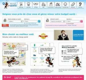 La S�curit� Sociale interdit � un site de comparer les tarifs des honoraires m�dicaux