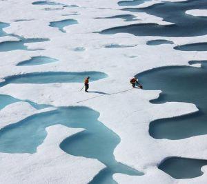 De la fibre optique sous l'Arctique pour accélérer les échanges boursiers