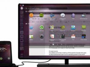 Ubuntu pour Android montre le bout de son nez