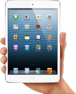L'iPad mini rivalise avec l'iPad, pas avec les tablettes Andro�d