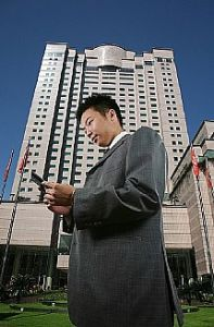 Premier test commercial de voix sur 4G VoLTE à Hong Kong