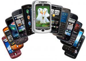 La progression des ventes de smartphones moins brillante