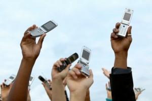 Accroissement de 70% de la consommation de données mobiles sur 1 an, selon l'Arcep