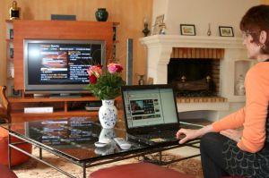 6,3 écrans par foyer français selon Médiamétrie