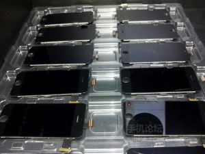 L'iPhone 5S déjà en production ?