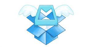 Une messagerie ajoutée au service Dropbox