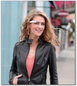 Prendre une photo en un clin d'oeil avec les Google Glass