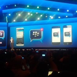 La messagerie BBM de Blackberry lancée sur Android et iOS