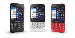 Blackberry Q5 : un 4G milieu de gamme