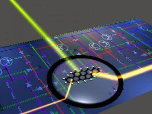 Le transistor optique en approche pour une informatique 250 fois plus performante