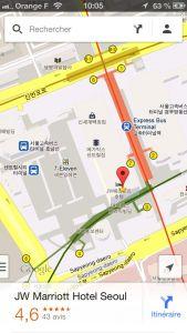 Google Maps revient sur iOS avec sa nouvelle version