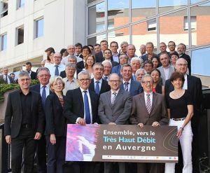 L'Auvergne développe son THD d'initiative publique