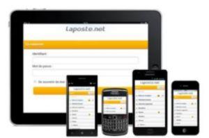 Une webapp mobile pour accéder au webmail de LaPoste.net