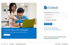 SkyDrive et Outlook.com ont connu des pannes de quelques heures