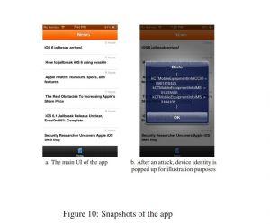 Des chercheurs trompent Apple pour diffuser une App iOS malveillante