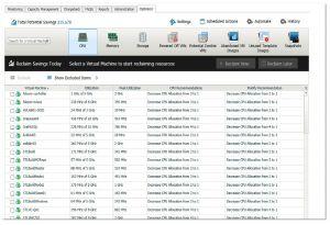 Dell Foglight met de l'ordre dans les machines virtuelles