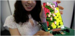 Record de densité de pixels sur un écran pour smartphones de LG Display
