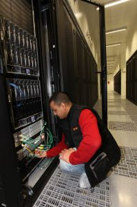 Orange installe à Val-de-Reuil un datacenter de nouvelle génération