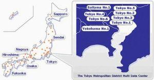 Le Japon investit massivement dans de nouveaux datacenters