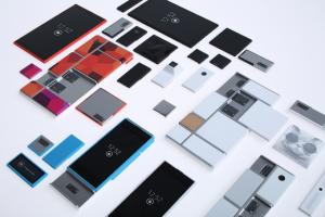 Motorola  propose la conception modulaire de smartphones