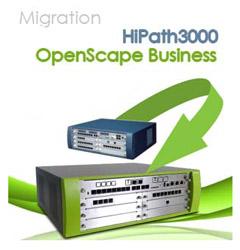 Unify, l'ex Siemens E.C., veut migrer  50 000 Hipath 3000 en France