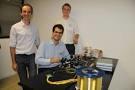 CAIlabs, spécialiste du traitement de la lumière, séduit Alcatel-Lucent