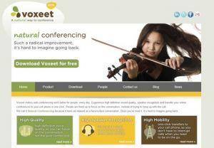Voxeet, la start-up française qui s'attaque à Webex et GoToMeeting