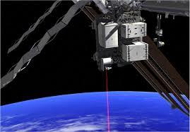 La NASA expérimente la transmission par laser avec la station spatiale internationale