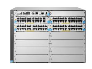 HP sort le commutateur 5400R zl2 avec un nouvel Asic